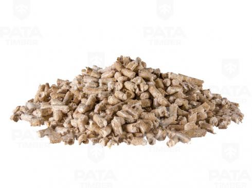Granulės 15 kg (6 mm